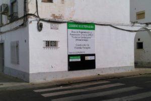Cartel Junta de Extremadura 2