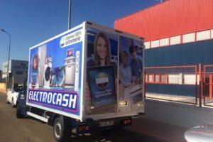 Electrocash camión 2