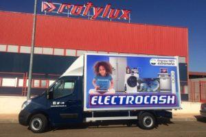 Electrocash camión 3