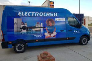Electrocash furgo 2