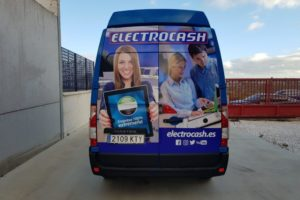 Electrocash furgo 3