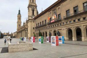 Exposición de arte contemporáneo en Zaragoza 1